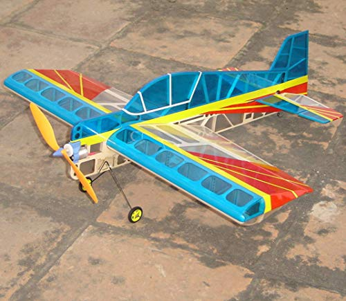 HAIKONG Yak 55 EP PFOFILE 30.2 inch Electric RC Wooden Model Airplane A021 New