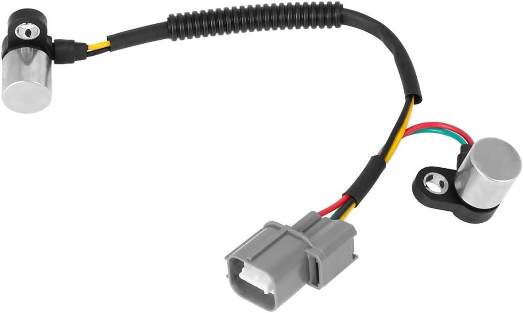 X AUTOHAUX 37840-P8A-A01 Car Engine Replacement Camshaft Position Sensor for Honda