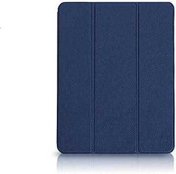 ZZKHSM iPad 11 Funda Universal para Tablet PC con Estuche para Lápiz Estuche Simple de Color Puro-Navy_Blue: Amazon.es: Electrónica