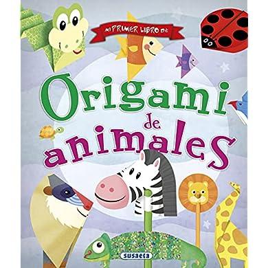 Mi Primer Libro De Origami de Animales (100 manualidades) Tapa dura – 24 septiembre 2015 a buen precio