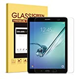 SPARIN Galaxy Tab S2 9.7 Screen Protector, Tempered Glass Screen Protector for Samsung Galaxy Tab S2 9.7 SM-T810/ SM-T815/ SM-T817/ SM-T813 with [0.3mm / 2.5D] [Bubble-Free]