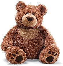 GUND Slumbers Teddy Bear Stuffed Animal Plush Brown 17