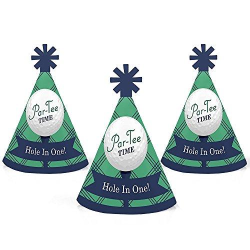 Par-Tee Time - Golf - Mini Cone Birthday