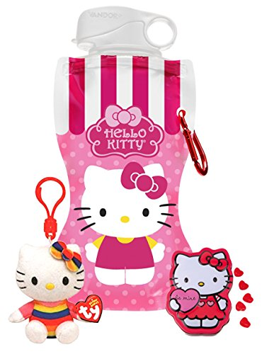 (Hello Kitty Valentines Day Gift Bag)