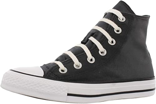 CONVERSE CHUCK TAYLOR All Star Womens Velvet High Top Black