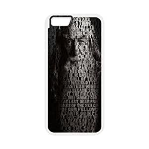 Custom High Quality WUCHAOGUI Phone case Lord Of The Rings Protective Case For Apple iphone 4 4s,