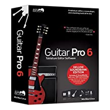 Guitar Pro 6.0 Deluxe Soundbank Edition