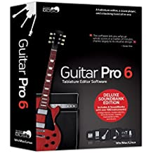 Guitar Pro 6 Deluxe SoundBank Edition [Old Version]