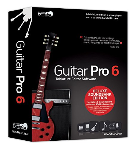 arobas music guitar pro 60 deluxe soundbank edition