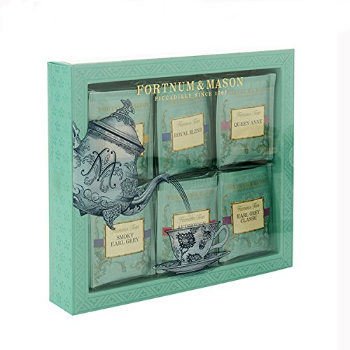Fortnum & Mason Famous Teas tea bag set 60 pieces [Parallel import]