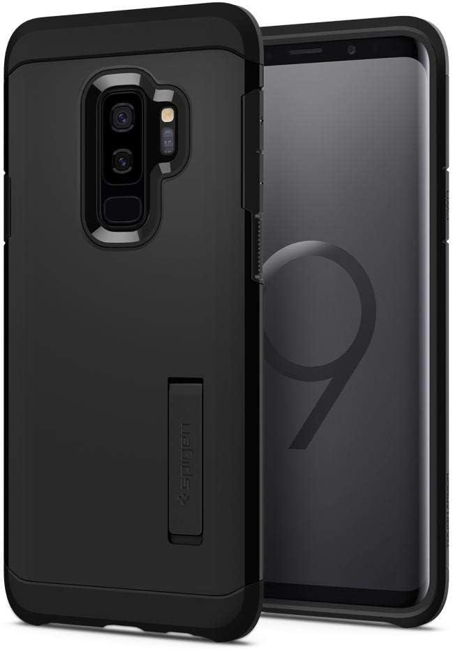 Spigen Tough Armor Designed for Samsung Galaxy S9 Plus Case (2018) - Black