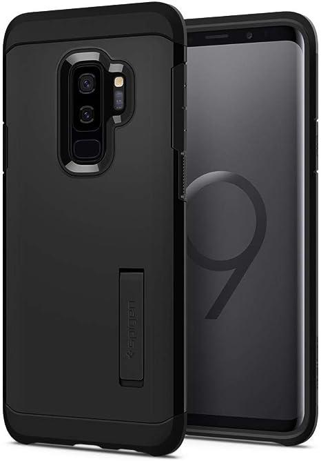 Spigen® [Tough Armor Funda Galaxy S9 Plus con Soporte Reforzado y ...