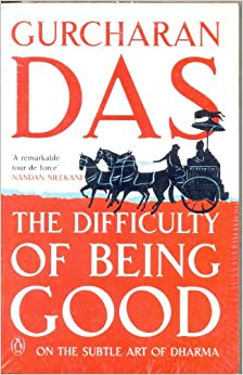 Book The Difficulty of Being Good: On the Subtle Art of Dharma