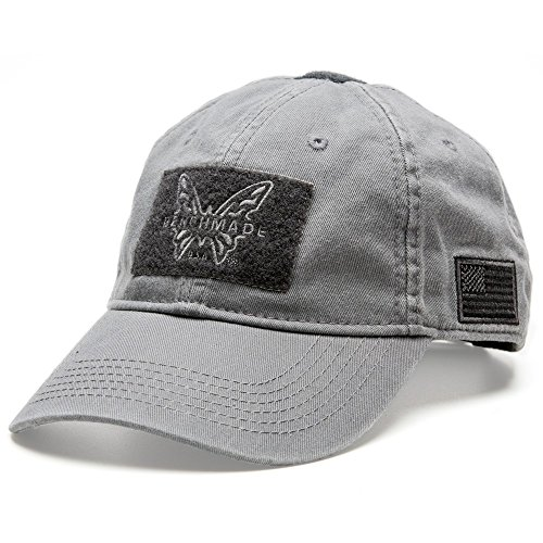 Benchmade Grey Tactical Promo Hat ()