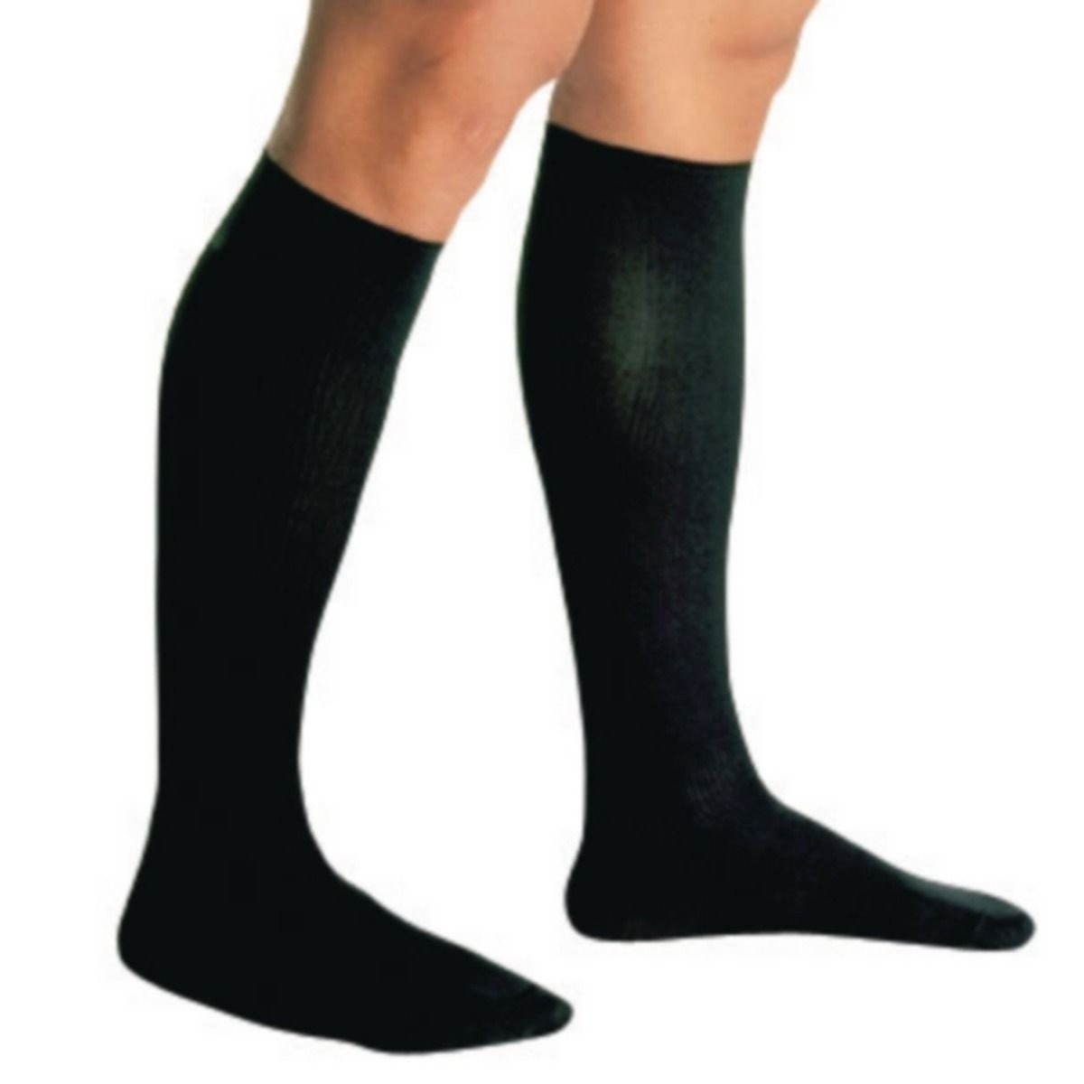 Physical Therapy Aids 081568955 Men's Support Knee High Stockings, X-Large