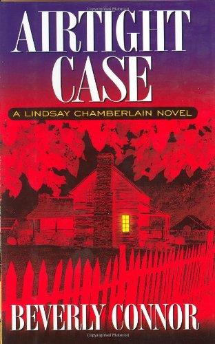 book cover of Airtight Case