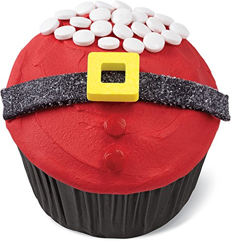 UPC 070896660374, Wilton Santa Belt Cupcake Decorating Kit