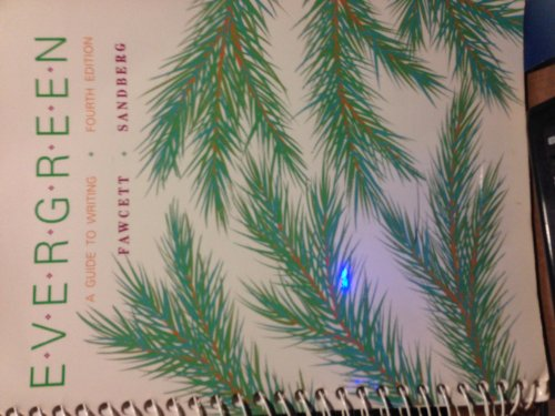 Evergreen: Guide to Writing