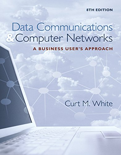 Data Communications and Computer Networks: A Business User's Approach PDF