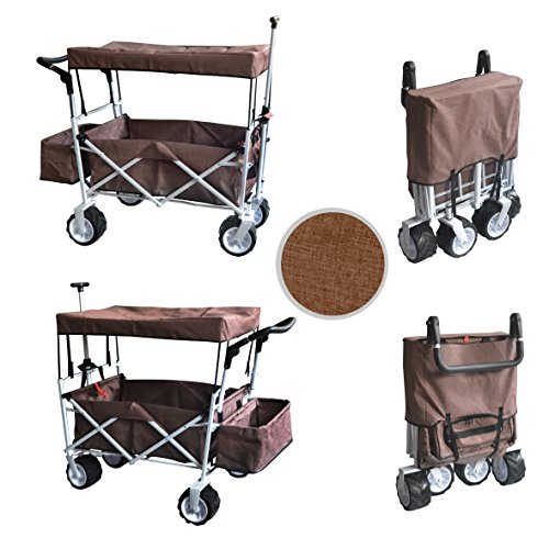 1 Fully Collapsible Stroller - 4