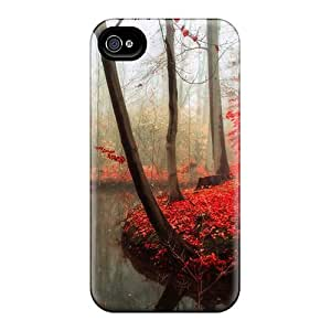 Shockproof Scratcheproof Beautifull Forest Hard Cases Covers For Iphone 6