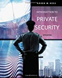 img - for Introduction to Private Security by K?de?ed???ren M. Hess (2008-07-24) book / textbook / text book