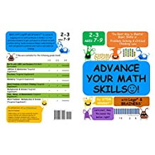 Advance Your Math Skills with LEGO and Brainers Grades 2-3 Ages 7-9