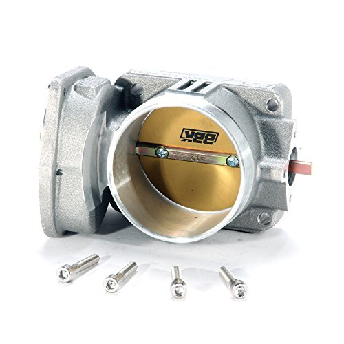 BBK 1759 80mm Throttle Body - High Flow Power Plus Series for Ford 5.4L F Series Truck And Expedition by BBK Performance ()