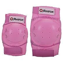 Razor Girl's Knee and Elbow Pad Set, Pink