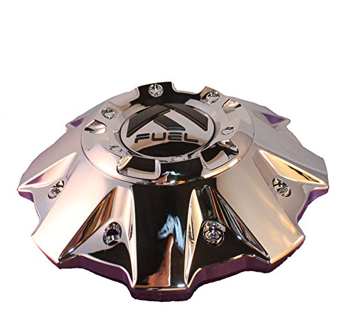 Fuel Wheels Custom Center Cap Chrome (Set of 1) # CAP M-542-2 1001-63 CAP M-447 ST-MQ804-150