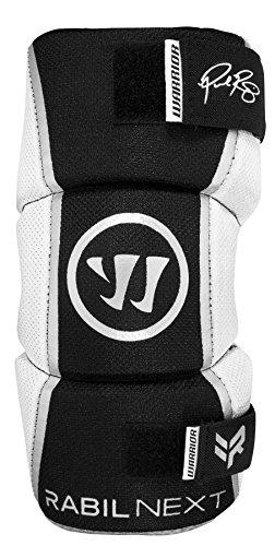 Warrior Youth Rabil Next Arm Pad, Black, Large – DiZiSports Store