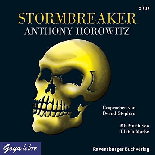 Stormbreaker. CD (Alex Rider)
