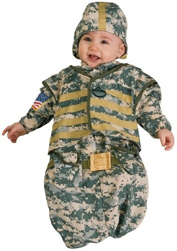Rubie's Costume Co. Soldier Costume, One Size, Multicolor 885683 ()