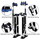 Goplus Drywall Stilts Drywall Lifts Aluminum Tool