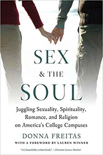 Religion is about spirituality and sexuality