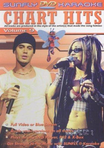 Sunfly DVD - Karaoke - Chart Hits - Vol. -