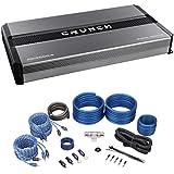 Crunch PD4000.4 4000w 4-Channel Pro Power Car Audio Amplifier Class AB+Amp Kit