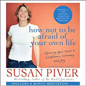 How Not to be Afraid of Your Own Life Audiobook