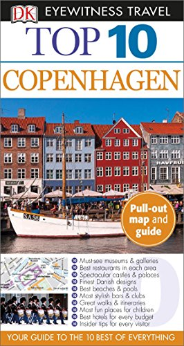 Top 10 Copenhagen (Eyewitness Top 10 Travel Guide) (Finland Best Country In The World 2019)