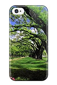 For Iphone 4/4s Premium Tpu Case Cover Beautiful Natures Protective Case by mcsharks
