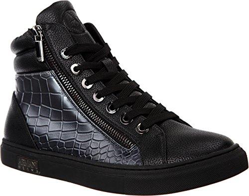 Armani Jeans Woman Sneaker 9250007A662-40820 Damen Sneaker (Black)