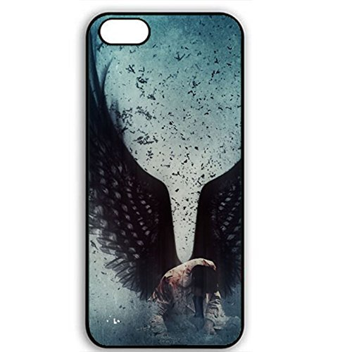 TD LLC -SupernaturalRubber Case for Apple iPhone 6 PLUS, 6S PLUS (5.5in), Made & Shipped from USA & delivered in 8 Days. Includes front screen protector . Style 62