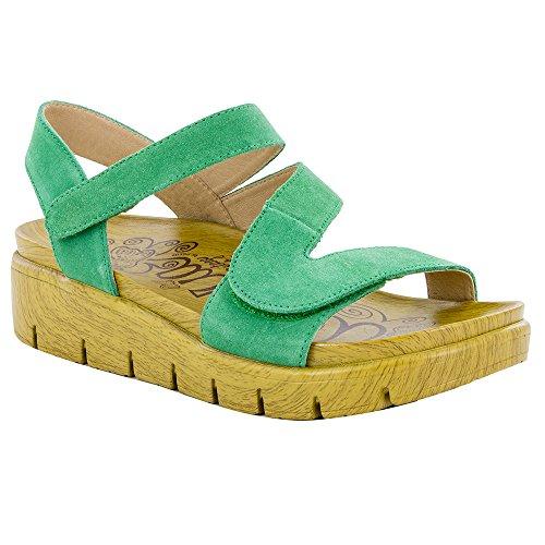 Alegria Womens Anah Sandal, Pear, Size 36 EU (6-6.5 M US Women)