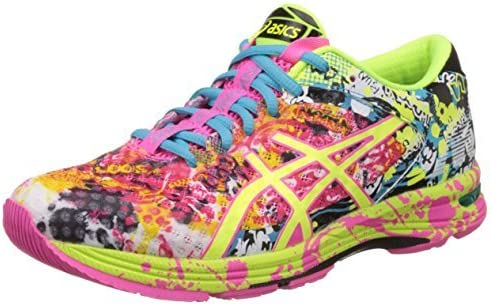 zapatos asics gel noosa tri 7 dama yellow