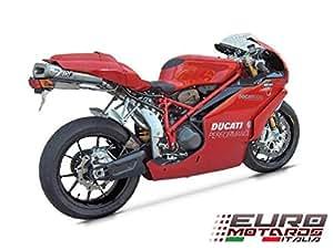 Ducati 749r 999s 999r individual single seat zard for Silenciador cisterna