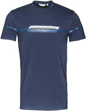 Antony Morato - Camiseta MORATO MMKS01829/FA120001 7073 - L ...