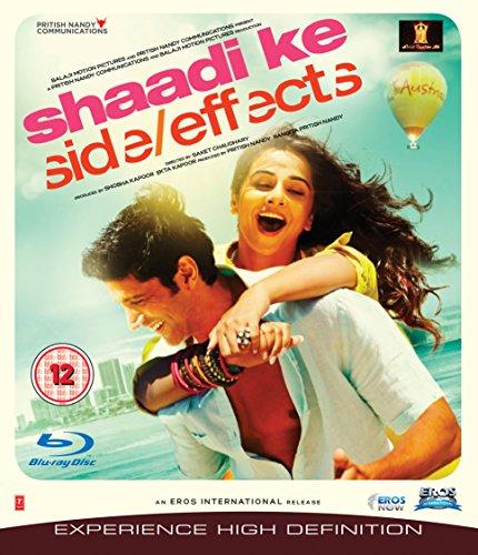 Shaadi Ke Side Effects Hindi [Blu-ray] [NTSC]