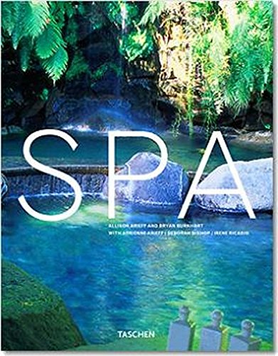 Spa Book (Midi) (Englisch) Gebundenes Buch – 15. Juli 2004 Angelika Taschen Allison Arieff Taschen Verlag 3822858900