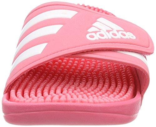 brand new 95ec6 67f02 adidas Adissage, Chaussures de Plage  Piscine Femme, Rose (Chalk Pink S18  ...