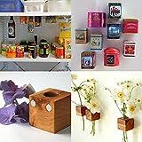 WOTOY 25 Pieces 10x3mm DIY Multi-Use Refrigerators